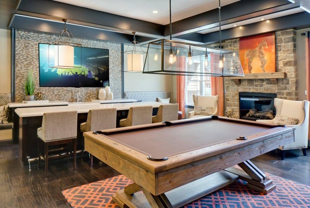 Enclave Pub Room