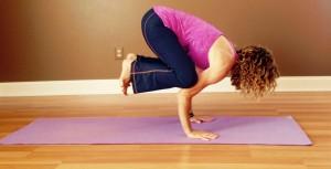 Jennifer Deloriers Peace Yoga